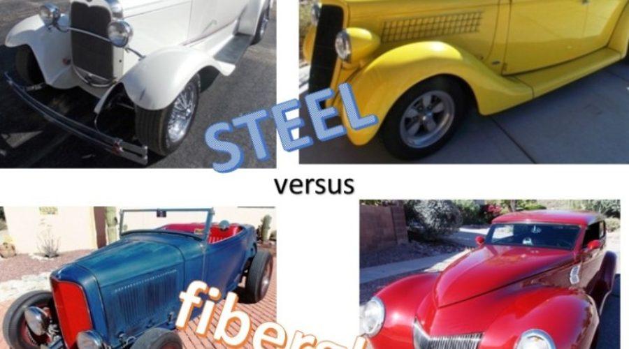 Bodies…STEEL vs. GLASS…