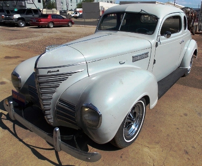 1939 Plymouth Business Coupe OI-00399