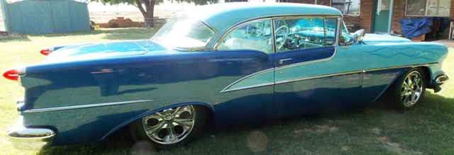 1955 Oldsmobile Holiday 88-OI-00140