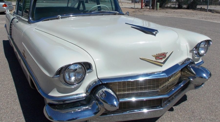 When Chrome was King!…Chrome loaded cars in the 50s – 60s