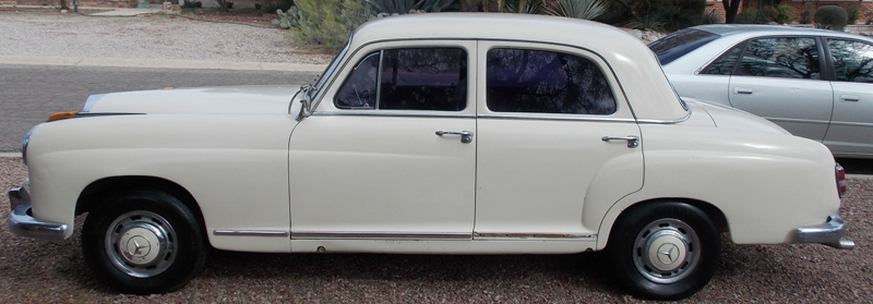 1959 Mercedes-Benz 219S-OI-00345