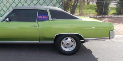 1971 Chevrolet Monte Carlo Coupe-OI-00390