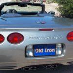 2002 Chevrolet Corvette Convertible-OI-00314