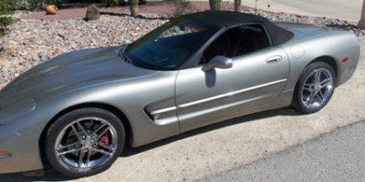 2002 Chevrolet Corvette LS Convertible
