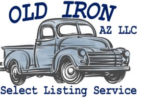 Old Iron AZ LLC Select Listing Service Since 2012