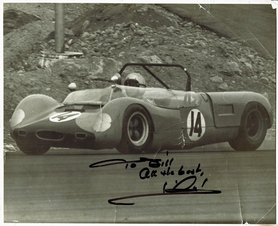 Mario Andretti C Sport Racer #14