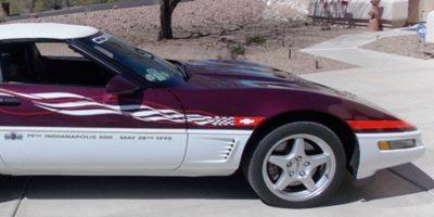 1995 Chevrolet Corvette Indy Pace-OI-00117
