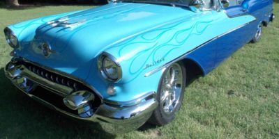1955 Oldsmobile Holiday 88 Coupe