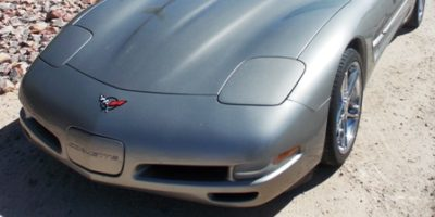 2002 Chevrolet Corvette LS1 Convertible