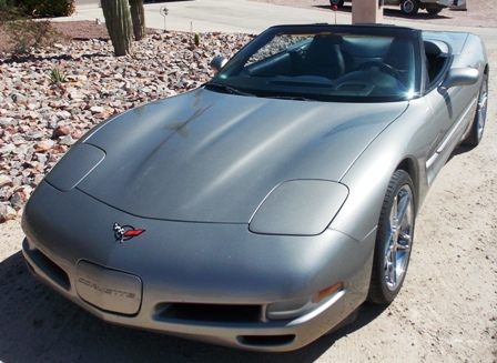 2002 Chevrolet Corvette-OI-00314
