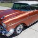 1957 Chevrolet Bel Air Coupe Rust free-OI-00327