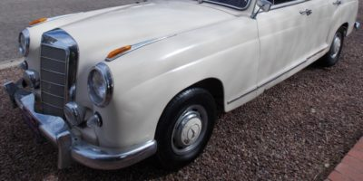 1959 Mercedes-Benz 219S Sedan-OI-00345
