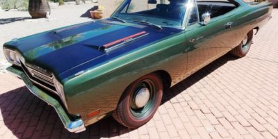 1969 Plymouth Hemi Road Runner OI-00396
