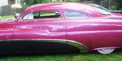 1950 Mercury Custom Cruiser