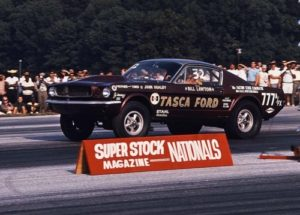 Tasca Ford mustang