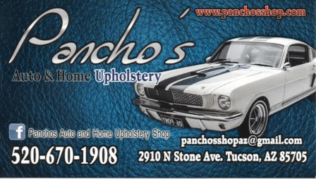 Pancho's Upholstery