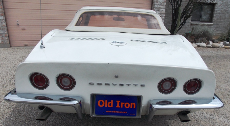 1969 Chevrolet Corvette Stingray-OI-00454