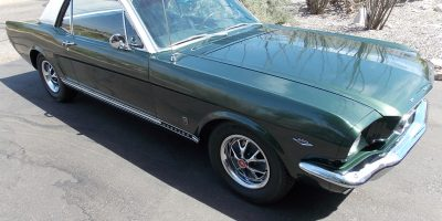 1966 Ford Mustang GT-OI-00511