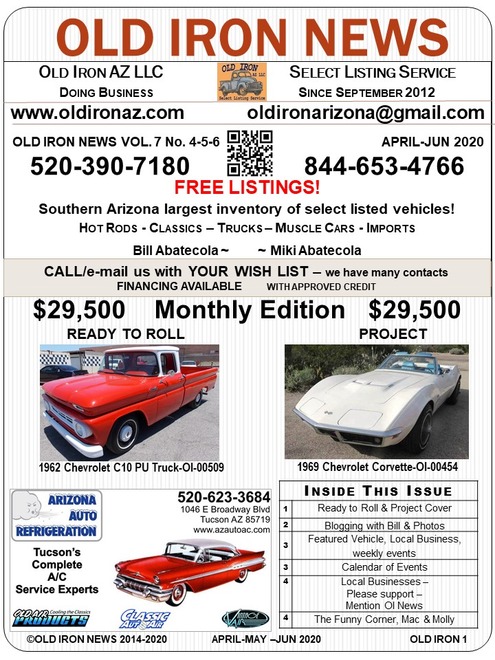 OLD IRON NEWS 2020 7 No 4-5-6 pg1