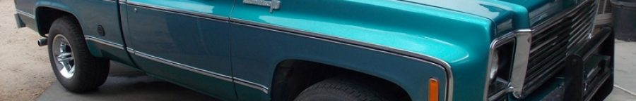 1974 Chevrolet C10 Truck