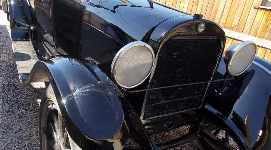 1923 Dodge Touring Car