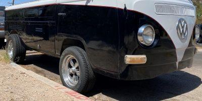 SOLD 1968 Volkswagen Pickup Truck
