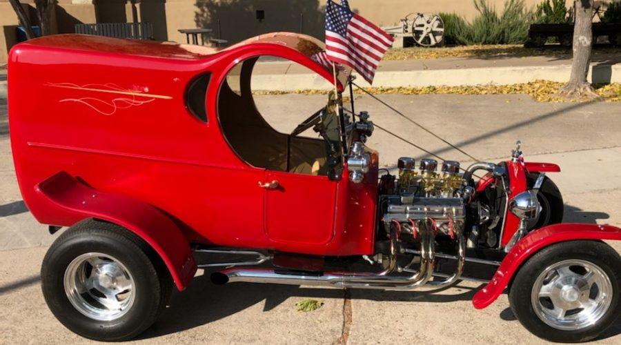 1923 Ford C-Cab OI-00549