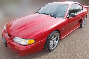 1998 Ford Mustang Cobra